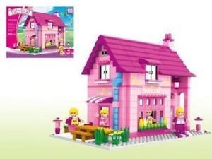 fairyland lego 523 pcs