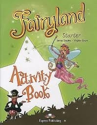 fairyland - starter - activity book - express publishing