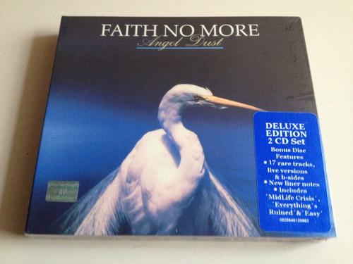 faith no more ángel dust 2 cd set nuevo nacional