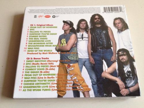 faith no more the real thing 2 cd set nuevo nacional