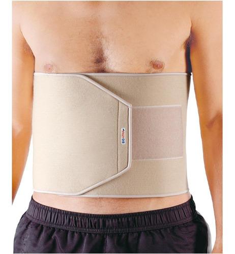 faixa abdominal bioativa 25cm bege
