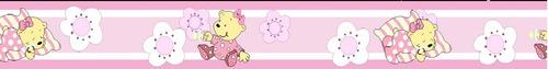 faixa adesiva infantil menina