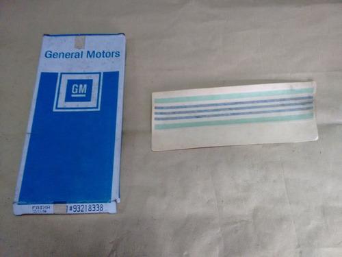 faixa adesiva paralama carroceria ld chevy 93 original gm c