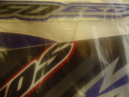 faixa adesivo nxr 150 bros esd 05 azul