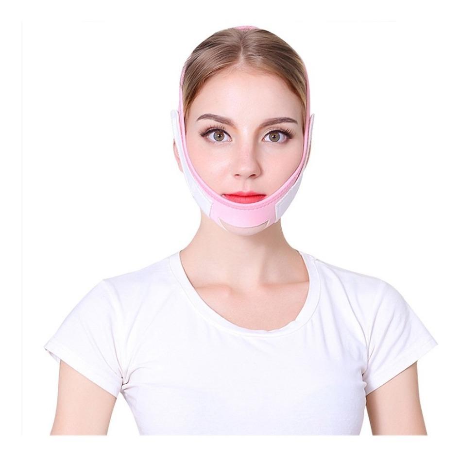Faixa Cinta Facial Modela Rosto Tira Papada Ksbelle Original - R$ 68,90 em  Mercado Livre