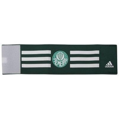 5a942ed0b10ac Faixa De Capitão adidas Palmeiras Oficial Braçadeira #xndx - R$ 11 ...