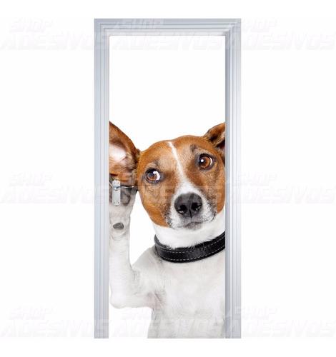 faixa decorativa 80 x 220 - cachorro personalizada