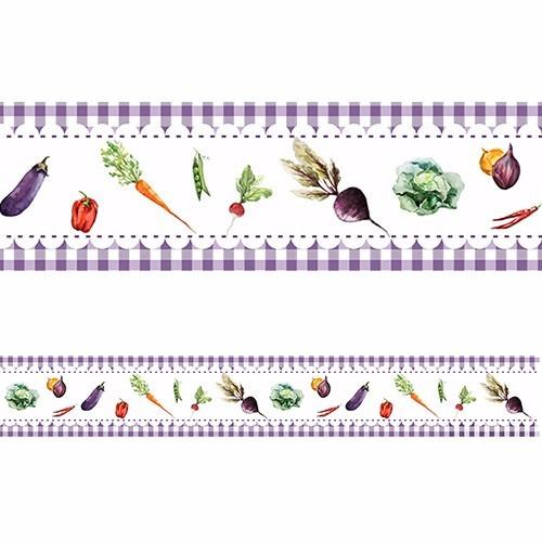 faixa decorativa border - comida japonesa 1 metro