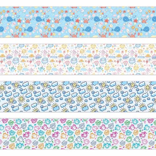 faixa decorativa border  quarto de bebê  infantil