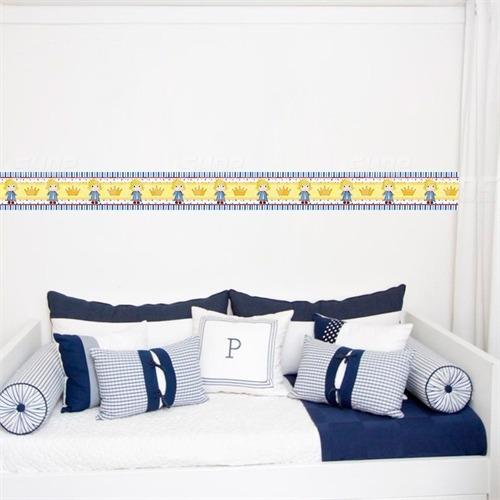 faixa decorativa - pequeno príncipe 7 metros