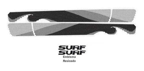 faixa decorativa saveiro surf 2015 16 g6 cor preto 3m 1 ano