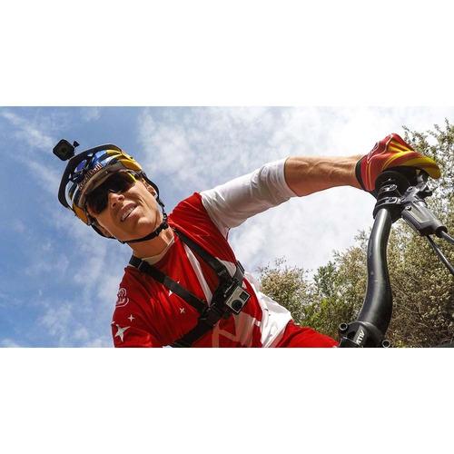 faixa gopro para capacete ventilado gvhs30 original gopro