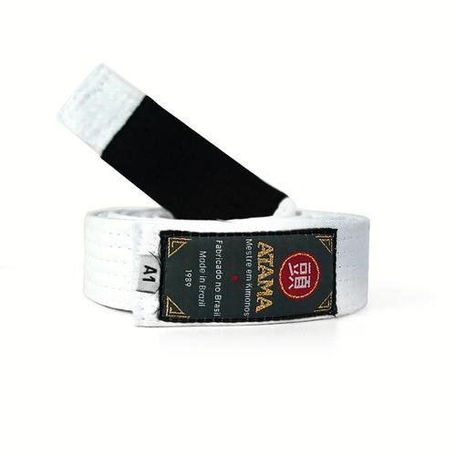 faixa jiu-jitsu adulto atama branca