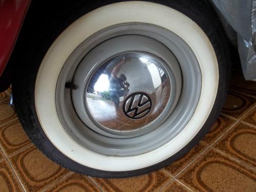 faixa larga do pneu do fusca aro 15 , jogo