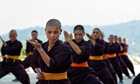 faixa para kung fu brim