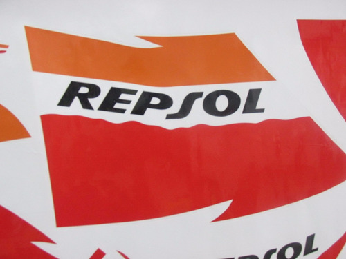 faixa pcx150 2013 á 2014 adesivo repsol bombachini jet&cross