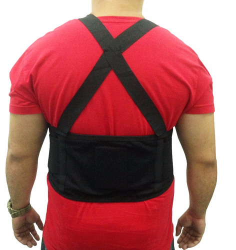 faixa postural para coluna cinta lombar mazola tamanho xxg