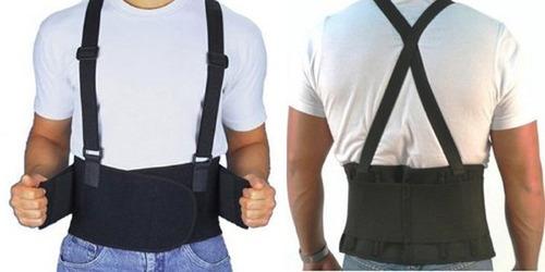 faixa postural para coluna cinta lombar protege lesão