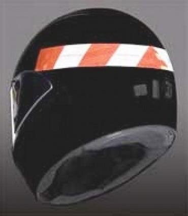 faixa refletiva capacete curvada 3m