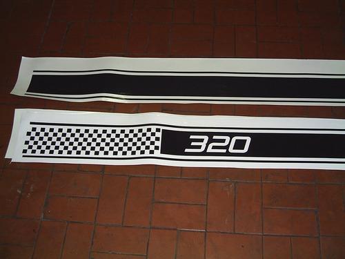 faixas lifan 320 racing