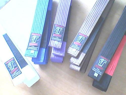 faixas para jiujitsu ligth com ponteira frete grátis