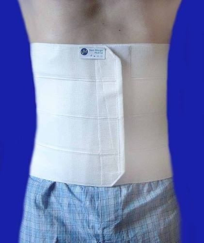 faja 4 bandas post parto post operatoria abdominal