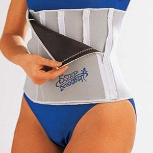 faja 5 cierre reductora , modela tu cintura, baja tu abdomen