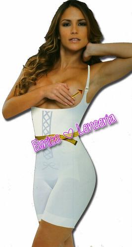 faja body siluette 5007  boxer senos libres reduce 2 tallas