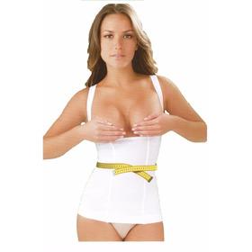Faja Camiseta Body Siluette Senos Libres Modelo 107 Control