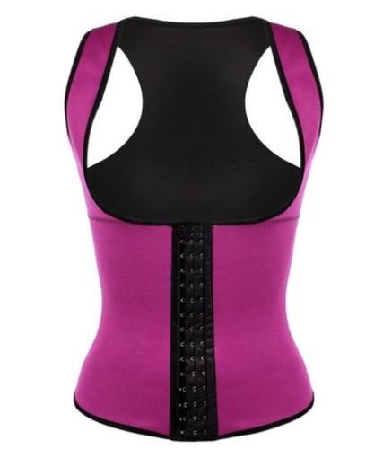 faja chaleco reductora de peso y moldeadora de cintura