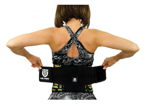 faja cinturilla deportiva y moldeadora de figuras ultra
