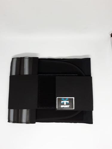 faja cinturilla doble ajuste 70/30 perfomance con varillas