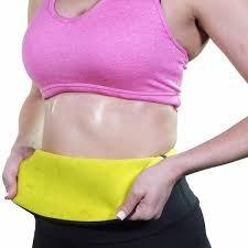 faja cinturilla reductora,reduce tallas sudando mas