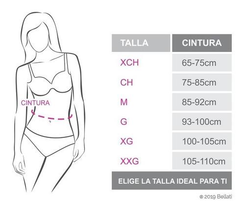 faja colombiana cinturilla reductora lenceria mujer dama