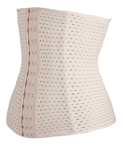 faja colombiana corset reductor transpirable reforzada!