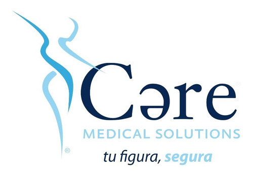 faja colombiana hombre, con cierre by care medical solutions