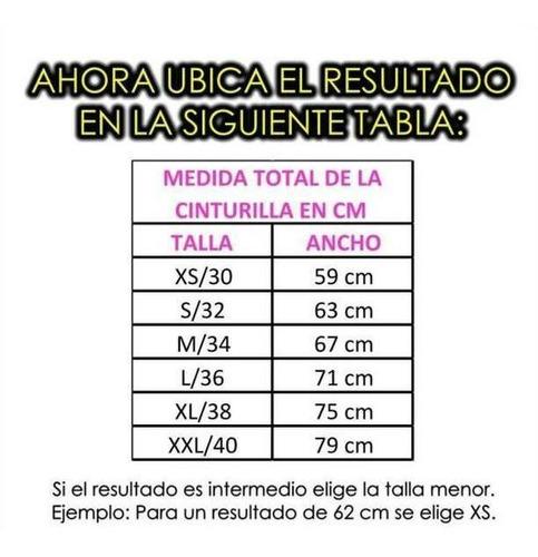 faja colombiana látex dama deportiva 4 broches moldea reduce