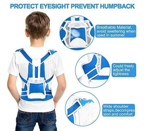 faja corrector de postura niños soporte espalda envío gratis