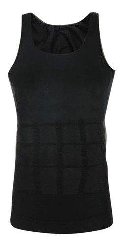 faja de hombre camiseta reductora modeladora de postura gym