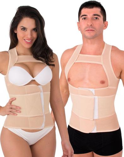 faja de postura lumbar ultra power body control 0901 unisex