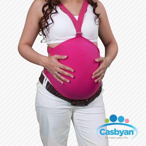 faja de soporte abdominal maternidad bebes (embarazo)