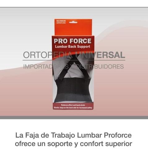 faja de trabajo soporte lumbar y postura ortopedica ballenas