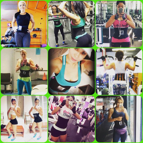 faja deportiva , gym, body shaper 100% original , colombiana