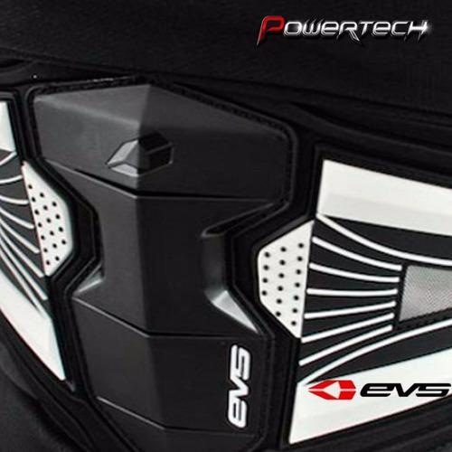 faja evs impact protector lumbar motocross touring powertech