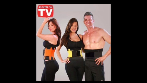 faja fitness xtreme power belt