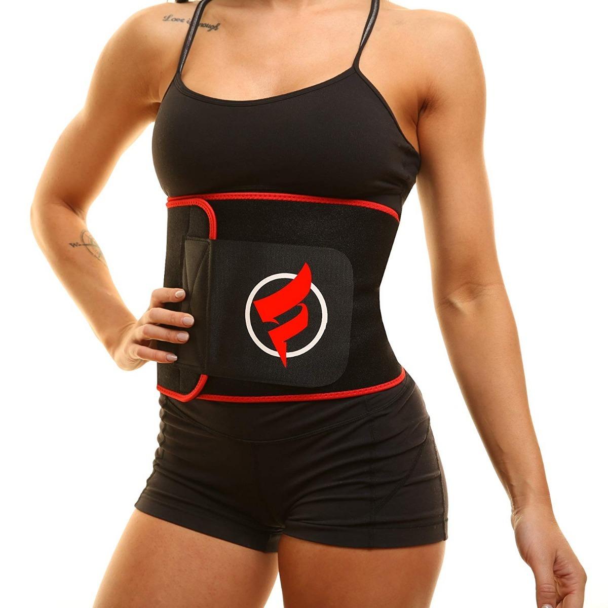 8cafd298b89 faja fitru waist trimmer weight loss ab belt for women   men. Cargando zoom.