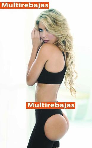 faja levantacola colombiana aumenta gluteos 4 cm