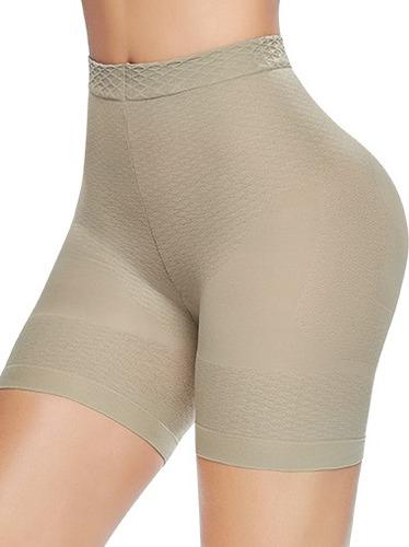 faja levantacola panty short reductora abdomen afina cintura