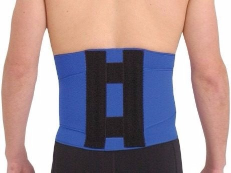 faja lumbar ballenada soporte abdominal d neoprene body care
