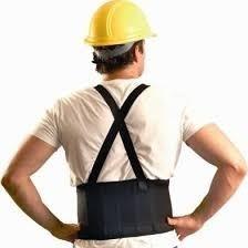 faja lumbar de trabajo  ideal para proteger la espalda